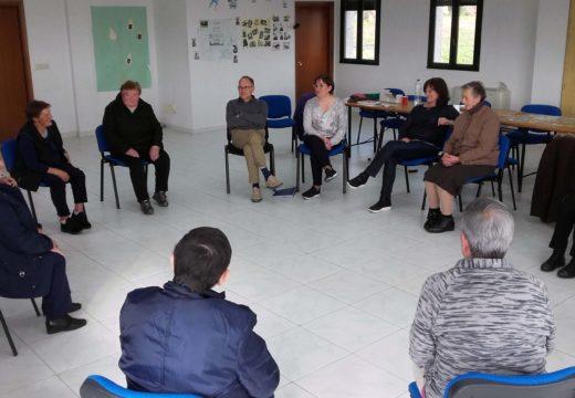 O programa 'Prevención da Dependencia' de Boqueixón organizou un encontro co persoal de enfermería do centro de saúde