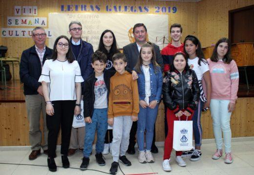 O CPIP Antonio Orza Couto acolleu a entrega de premios do VI Certame de Relato Curto Xosé Neira Vilas