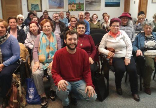 Prosegue o curso para maiores da Universidade de Santiago cun seminario dedicado ao cine como linguaxe