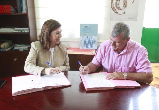 A Federación Galega de Confrarías e as da Coruña e Pontevedra benefícianse de 57.000 euros para gañar en competitividade