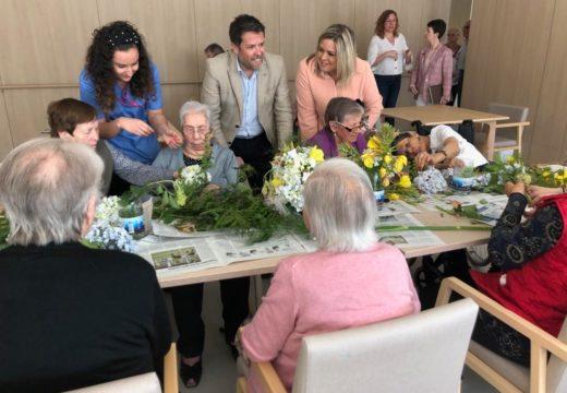 O Centro Interxeracional de Arteixo celebra unha xornada de portas abertas para dar a coñecer as súas instalacións
