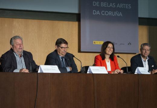 Ángeles Vázquez chama a valorar a paisaxe como sinal identitario de Galicia e elemento clave nas intervencións sobre o territorio