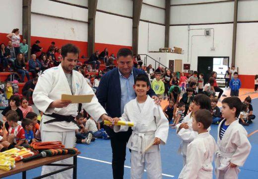 Éxito da III Festa Fin de Curso das Actividades Deportivas do Concello de Boqueixón
