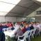 Centos de persoas participan na II Foliada Airiños Galegos, na parroquia de Galegos (Frades)