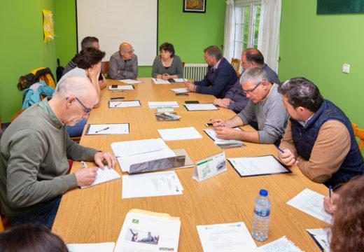 Os concellos do futuro xeoparque propoñen as primeiras accións no territorio