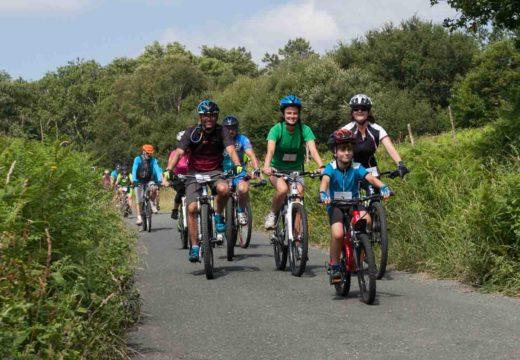 Biela e Chaveta busca darlle novo impulso ao ciclismo en San Sadurniño