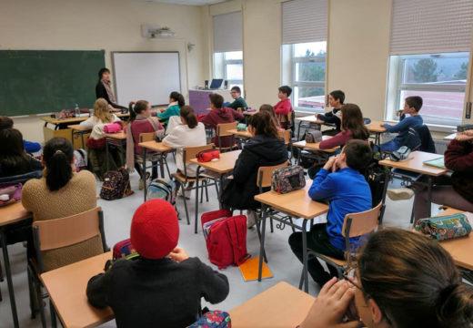 Conclúe o programa de Prevención de condutas aditivas no ámbito escolar coa participación de máis de 600 escolares de Primaria e Secundaria
