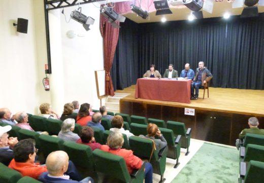 Os veciños de Tállara poderán solicitar no Concello de Lousame que o sistema público xestione a biomasa das súas parcelas