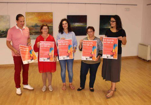 A Asociación Cultural Prudencio Romo organiza o domingo 7 de xullo unha Romaría Musical no campo da festa de San Roquiño