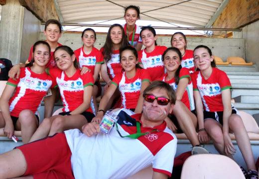 Prata para Daniel Loureiro en lanzamento de xavelina coa selección galega