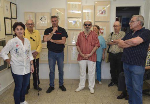 Xerardo Crusat exhibe 125 obras na Galería O Faiado no Xuño da Cultura e as Artes