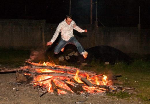 Música, danza e lume para a fin de semana en San Sadurniño