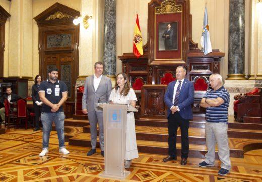 """A Halterofilia protagoniza a axenda deportiva da fin de semana co XXIII Trofeo Internacional """"Cidade da Coruña"""""""