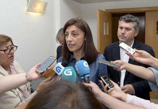 A XUNTA APELÁ Á COLABORACIÓN DOS CONCELLOS PARA QUE OS 50 MILLÓNS DE EUROS DAS POLÍTICAS DE VIVENDAS CHEGUEN AOS GALEGOS