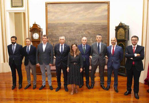 O Concello ofrece a súa máxima colaboración ao Deportivo para a reforma da fachada, a posta en marcha do seu museo e para potenciar o fútbol feminino