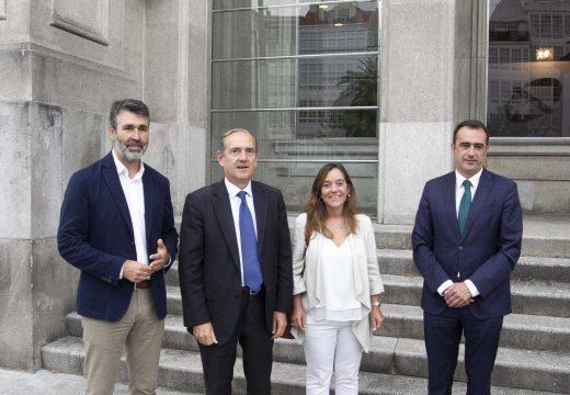 Inés Rey pretende que Concello e Porto negocien en Madrid a débeda co Estado