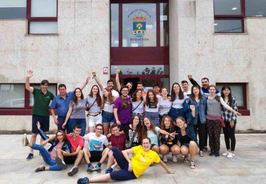 Os Concellos de Boqueixón e Vedra acollen un campo de voluntariado nacional