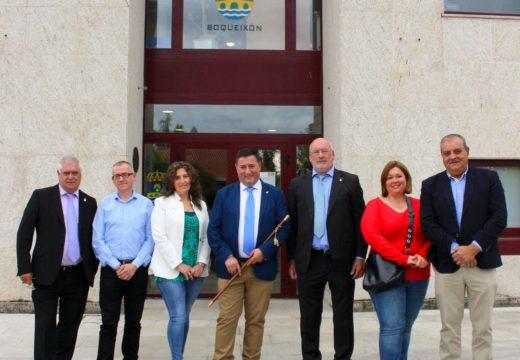 O goberno liderado por Manuel Fernández Munín levará mañá ao Pleno Municipal de Boqueixón a súa renovada composición
