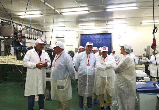 O CIFP Coroso de Ribeira contará con 44 prazas en ciclos formativos de FP Dual con prácticas en dez empresas da comarca