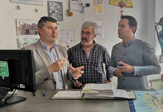 Ovidio Rodeiro informou que a xunta ten aberta a convocatoria para as axudas do Bono Autónomo con apoios de ata 3000€ para a mellora da competitividade