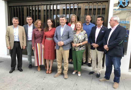 Ovidio Rodeiro destaca a aposta da Xunta por Bergantiños e a Costa da Morte cun investimento de máis de 62 millóns de euros nos principais programas e actuacións de 2018 e 2019