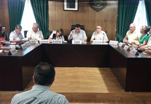 O Pleno de Boqueixón aproba por unanimidade a configuración da Comisión de Contas