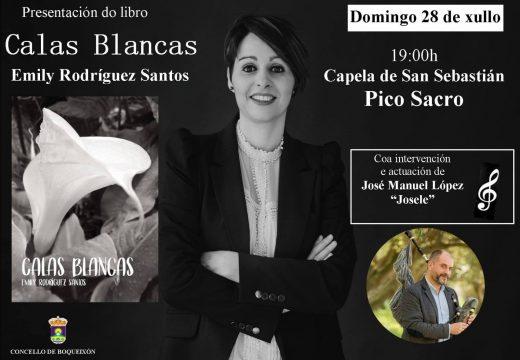O Pico Sacro acolle este domingo 28 de xullo unha tarde cultural con literatura e música