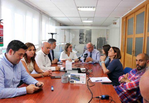 A Xunta inicia a elaboración do Plan Integral do saneamento de Noia, cuxa redacción conta cun orzamento de máis de 200.000 euros