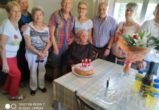Os 101 anos de Manuela Viqueira