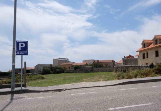 Implantadas novas medidas contra a inseguridade viaria no entorno portuario de Corrubedo durante a época de verán