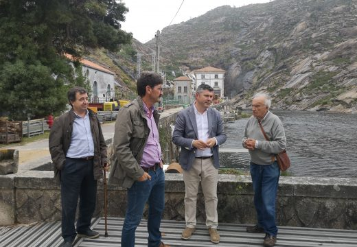 Ovidio Rodeiro destaca que as distintas liñas de axuda da xunta en materia turística aos concellos deixarán na comarca de Bergantiños-Costa da Morte máis de 138.000 euros