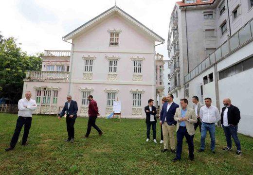 Comenzan as obras de reforma e ampliación da Escola Infantil de Pontedeume