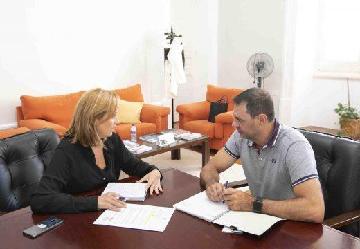 Turismo estuda co sector da hostalería darlle un impulso ao Camiño Inglés