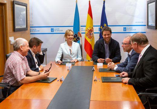 A Xunta de Galicia amplía o programa Xantar na Casa a catro novos concellos