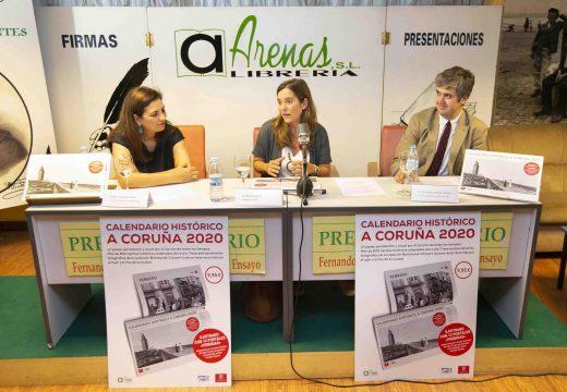 A Asociación da Prensa concentra por datas a historia dunha cidade en continua transformación