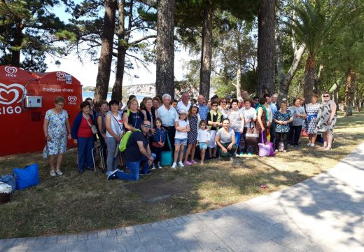 Os 'Xoves de Praia' do Concello de Frades proseguen durante todo o mes de agosto
