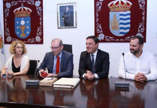 """A Deputación da Coruña e o Concello de Miño colaboran para """"encamiñar"""" e """"buscar solucións"""" ao problema da débeda do caso Fadesa"""