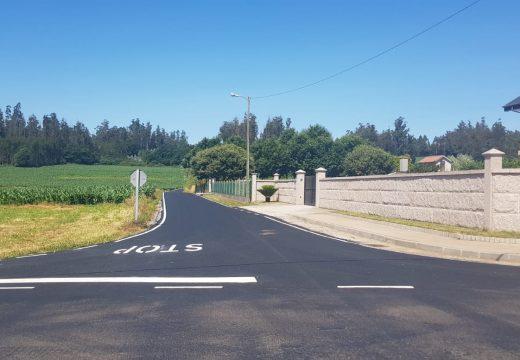 O Concello de Boqueixón arranxou unha trintena de camiños e pistas municipais a través dos proxectos do POS e do PAI