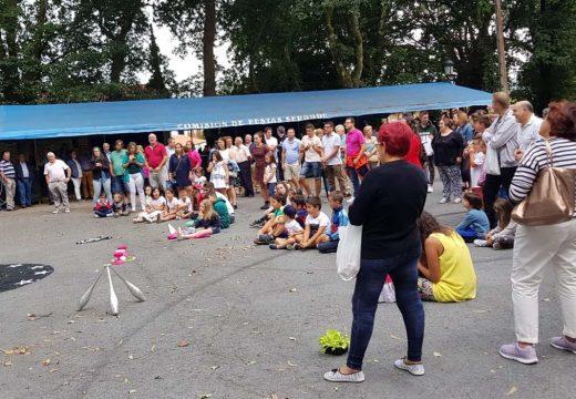 Arredor de 500 persoas asistiron á primeira xornada do programa Feiras Activas en Rodiño