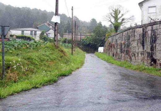 O Concello de Lousame saca a licitación cinco proxectos de pavimentación de viais e camiños por valor de máis de 315.000 euros
