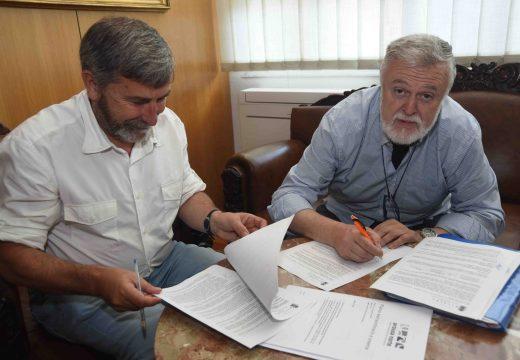 O concello apoia economicamente as actividades conmemorativas dos once séculos do nacemento de Corrubedo