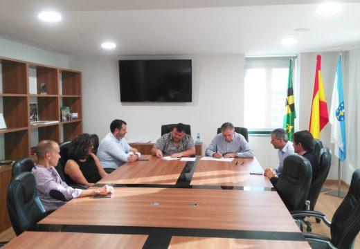 Asinado o convenio de colaboración entre o R.C. Deportivo da Coruña e a S.D.C Órdenes