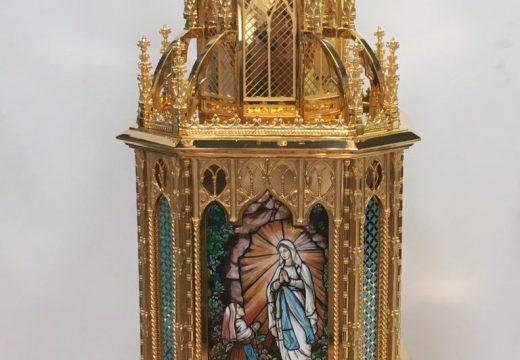 A capela da Virxe de Lourdes de Lestedo recibirá a visita das reliquias de Santa Bernardita o sábado 14 de setembro