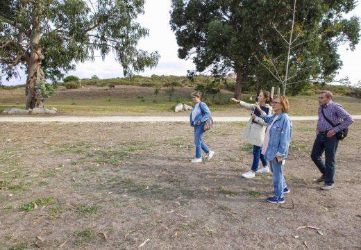 Medio Ambiente supervisará todos os parques de cara a aprobar plans zonais de melloras