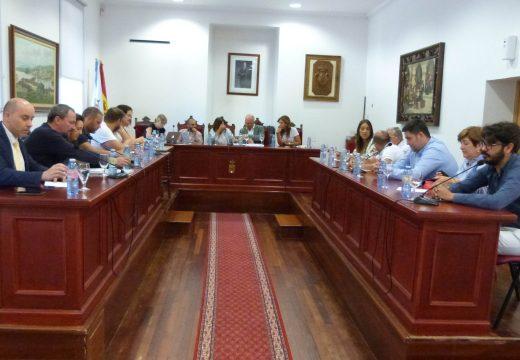 O Pleno de Noia aproba investimentos na rede viaria e en servizos por máis de 416.000 euros
