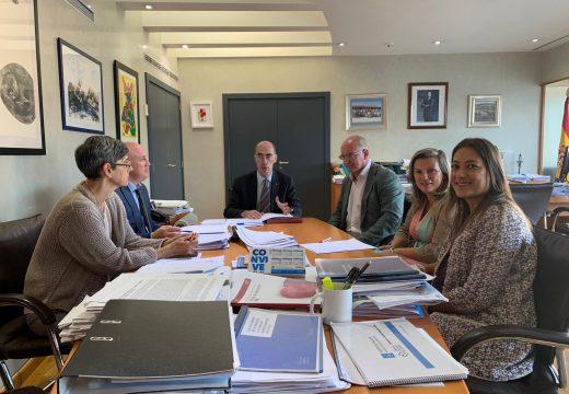 Un equipo técnico da Consellería de Sanidade visitará Noia en outubro para valorar se constrúe un novo centro de saúde ou reforma o existente