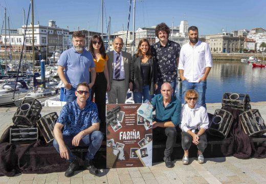 O Teatro Colón acollerá a estrea da adaptación teatral de Fariña