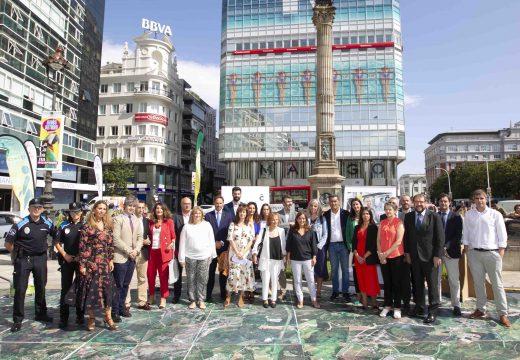 O Concello da o pistoletazo de saída á Semana Europea da Mobilidade na cidade
