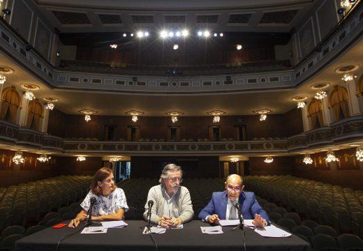 O Teatro Colón mantén os seus eixes temáticos e faille unha chiscadela á ópera na programación para o último trimestre