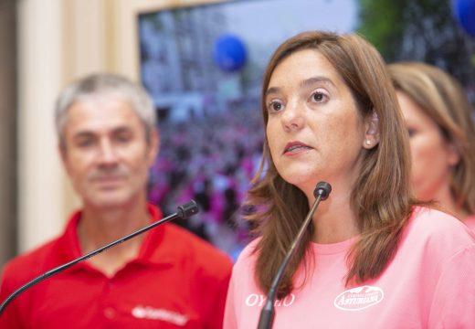 A 7.ª edición da Carreira da Muller da Coruña reunirá a 7.500 participantes este domingo